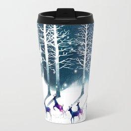 Winter Night 2 Travel Mug