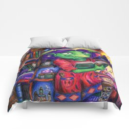 The Library Comforters