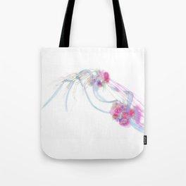 Ophelia's arm Tote Bag