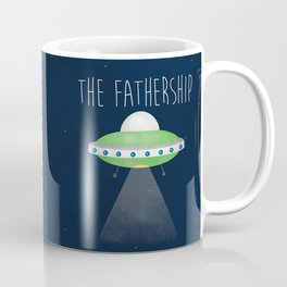 The Fathership Coffee Mug