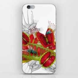 Beautiful And Deadly iPhone Skin