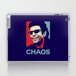 'Chaos' Ian Malcolm (Jurassic Park) Laptop & iPad Skin