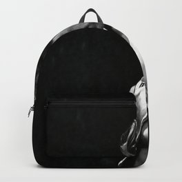 Harry Style Grammy's 2021 Poster/Print - Black and White Print. Harry StylesPoster. Backpack