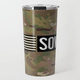 SOWT (Camo) Travel Mug