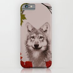 among the leaves (evening) iPhone 6s Slim Case