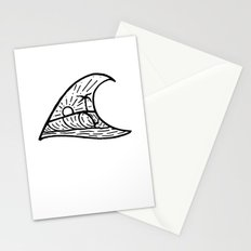 Wave in a Wave Stationery Cards