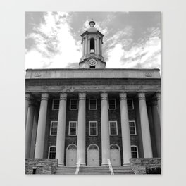 Penn State Old Main #1 Canvas Print