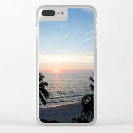 Puerto Vallarta 2 Clear iPhone Case