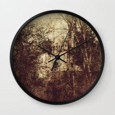 Past 2 Wall Clock