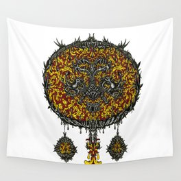 Dreamcatcher Dalliance Wall Tapestry