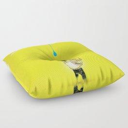 "Glue Network Print Series ""Water / Hygiene / Sanitation"" Floor Pillow"