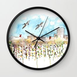 Galveston Wall Clock