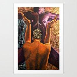 The Sacrament Art Print