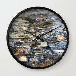 Pebble Creek Wall Clock