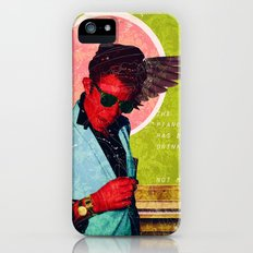 The Piano Has Been Drinking iPhone (5, 5s) Slim Case
