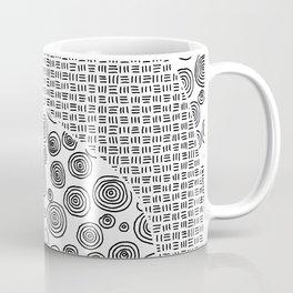 Das Handy Collage Coffee Mug