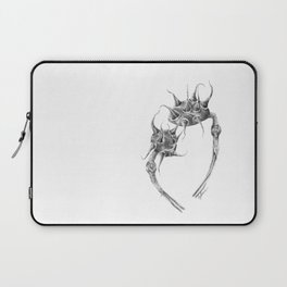 Spiked Nebula Pods (part of the Strange Plants series) Laptop Sleeve