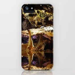 Earth Geological Wonders  iPhone Case