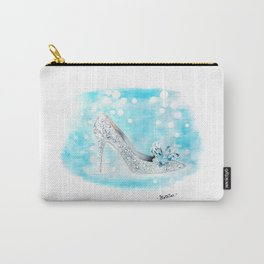 Cinderella Shoes Carry-All Pouch