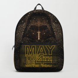 May the 4th be with you Backpack