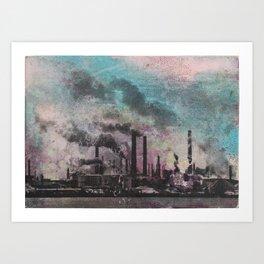 CVHC: A Wee Dirty Art Print