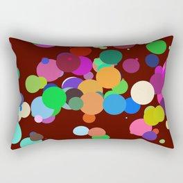Circles #11 - 03162017 Rectangular Pillow