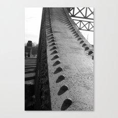 Boston University Bridge Canvas Print