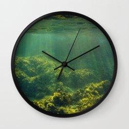 Underwater 2.0 IV. Wall Clock