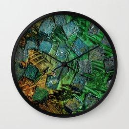 Piece by Piece Wall Clock