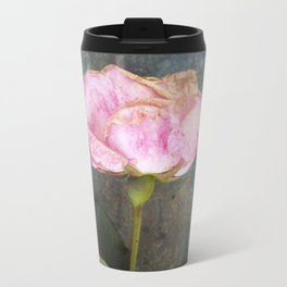 Wilted Rose III Travel Mug