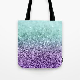 Mermaid Girls Glitter #9 #shiny #decor #art #society6 Tote Bag