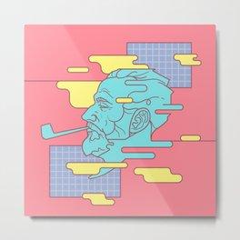 Fragmentation#18 Metal Print