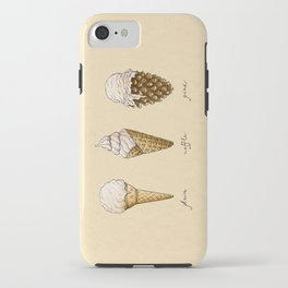 Ice Cream Cones iPhone Case