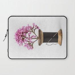 Wooden Vase Laptop Sleeve