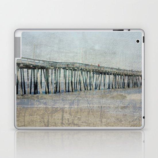 """The Pier"" Laptop & iPad Skin"