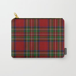 Royal Stewart Tartan Clan Carry-All Pouch