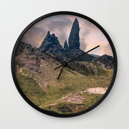 The Storr Wall Clock