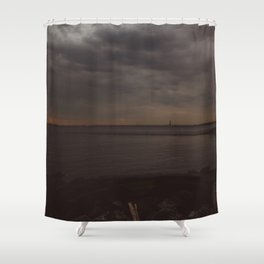 Statue of Liberty IV Shower Curtain