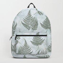 Fern leaves Backpack