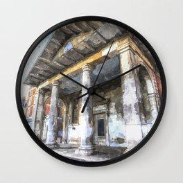 St Paul's Church Covent Garden Art Wall Clock