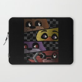 Freddy and Friends are Ready! Laptop Sleeve