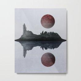 Futuristic Visions 08 Metal Print
