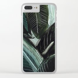 Lush Lux Clear iPhone Case