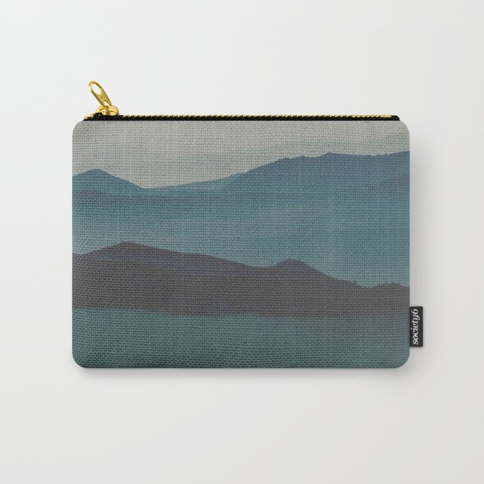 Blue valley Carry-All Pouch