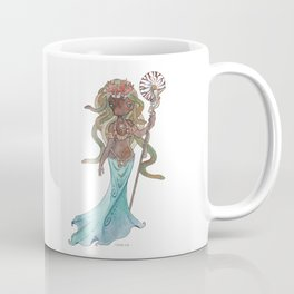 Mami Wata Medusa Coffee Mug