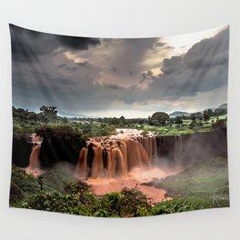 Nile Falls Wall Tapestry