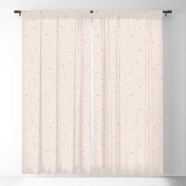 Sprinkles Blackout Curtain