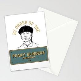 peaky fan art Stationery Cards