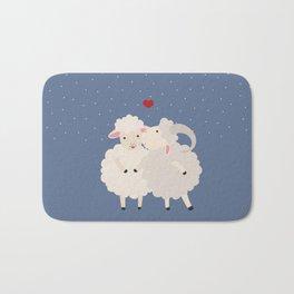 Sheep Series [SS 01] Bath Mat