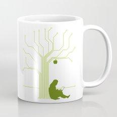 Apple CircuiTree Coffee Mug